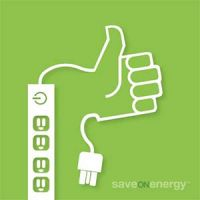 Graphic for save on energy